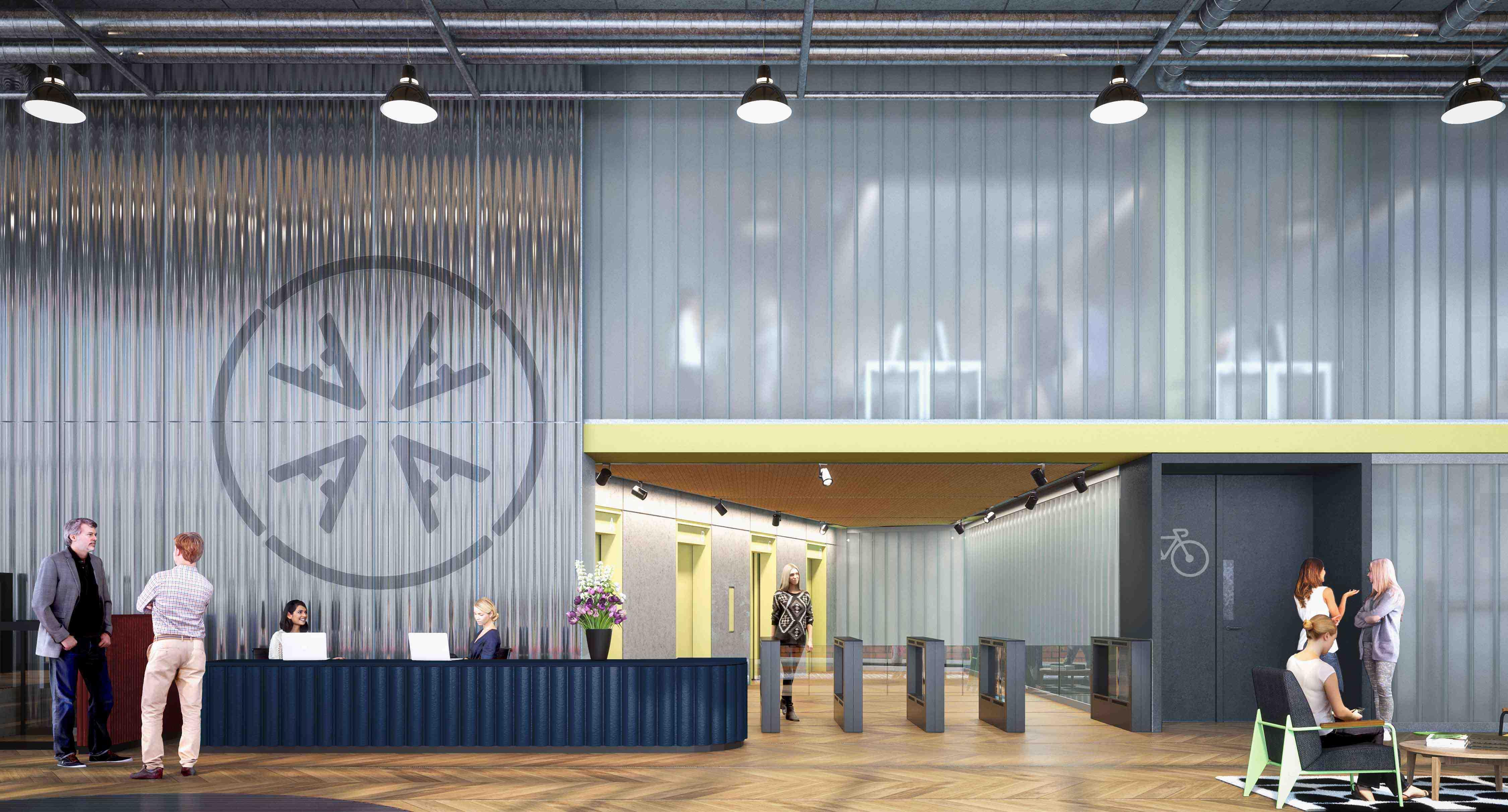 Assembly Bristol: Building C: Reception