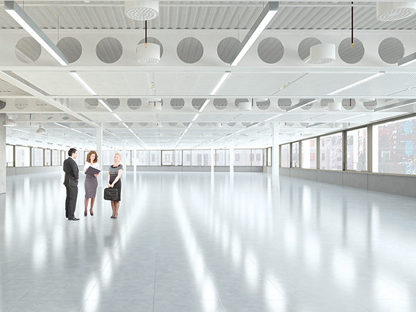 Flexible floorspace Smart Engineering